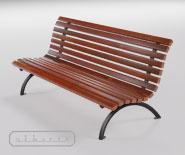Park and garden bench - EUROPA 2000-2010