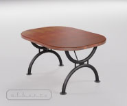 Park and garden table - EUROPA 3202