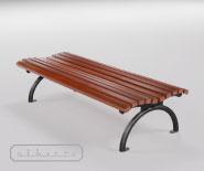 Park and garden bench - EUROPA 2000-3204