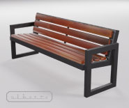 Лавка паркова і садова - E8003
