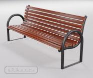Park and garden bench - E8200