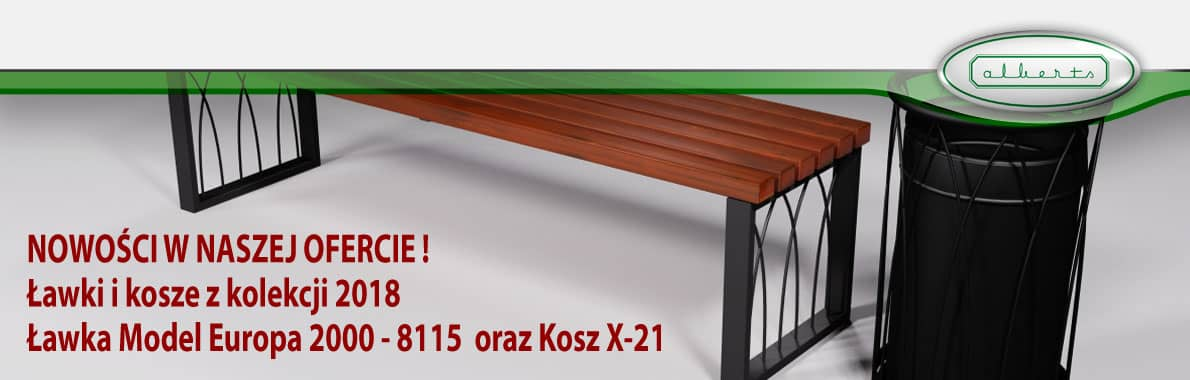 ławka 8115